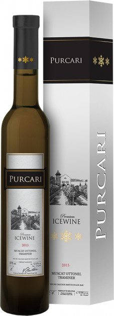 Vin  alb dulce - Ice Wine 2015, 0.375L, Purcari