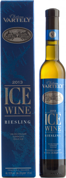 Vin  alb dulce - Ice Wine Riesling 2017, 0.5L, Chateau Vartely