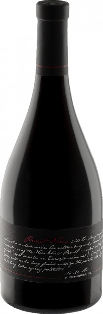 Vin  roşu sec - Pinot Noir Private Selection 2016, 0.75L, Liliac