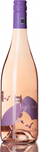 Vin  rose sec - young.Liliac Light Rose 2018, 0.75L, Liliac
